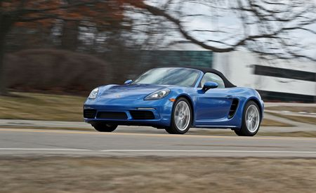 2017 Porsche 718 Boxster S – Long-Term Road Test Review