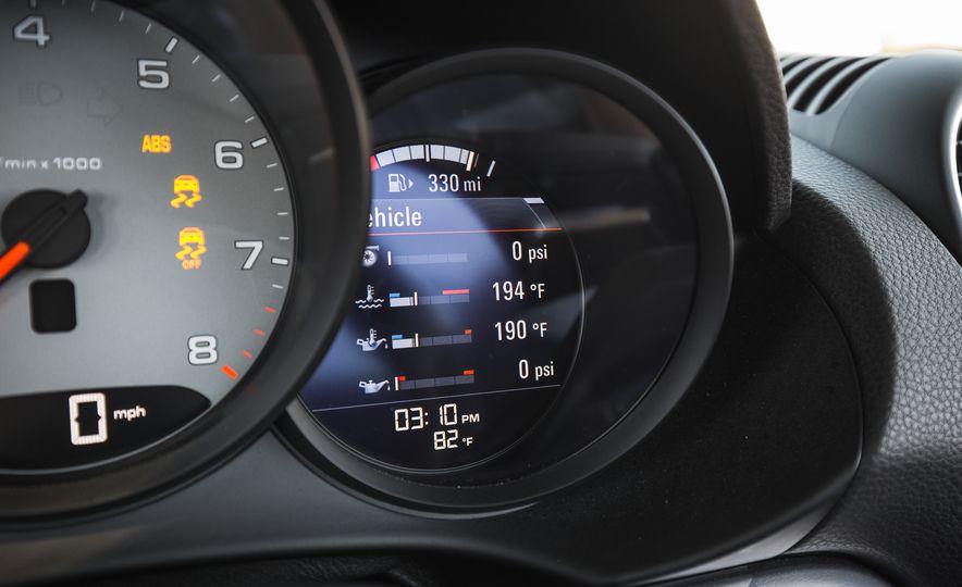 2017-Porsche-718-Boxster-S-LeadGallery - Slide 100