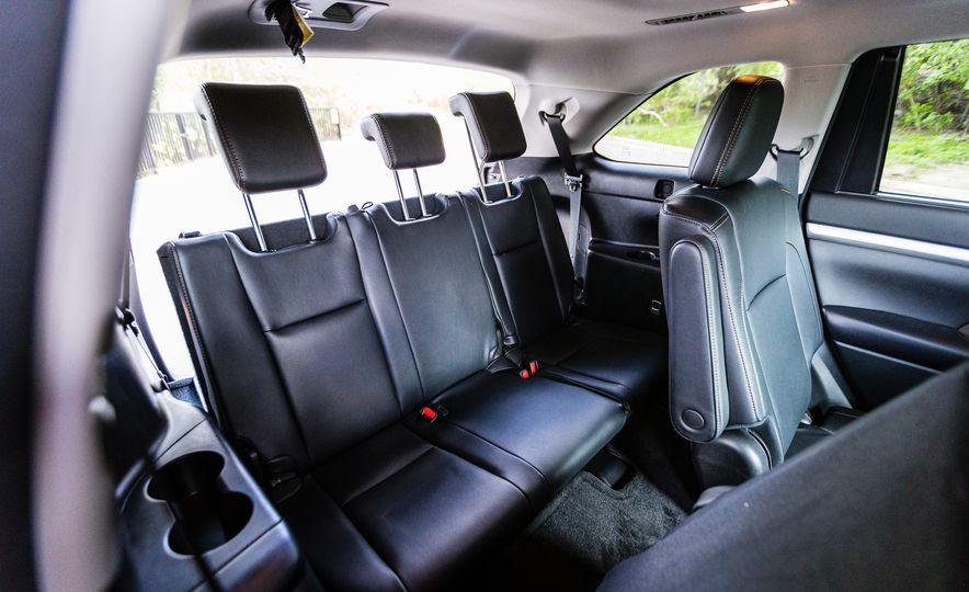 2017 Toyota Highlander - Slide 41