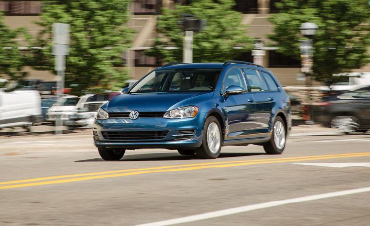 2017 Volkswagen Golf Sportwagen – In-Depth Review
