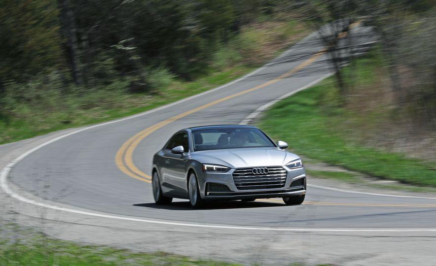 2018 Audi A5 - Slide 1