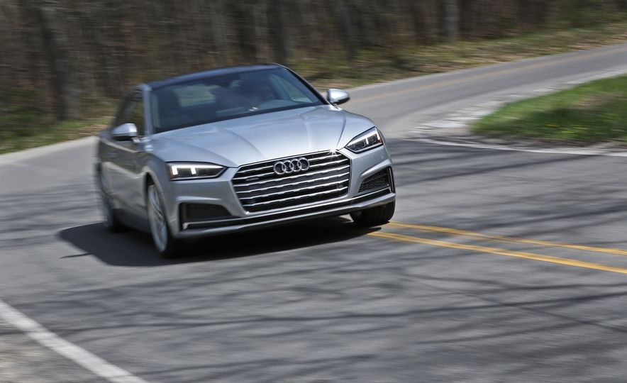 2018 Audi A5 - Slide 4