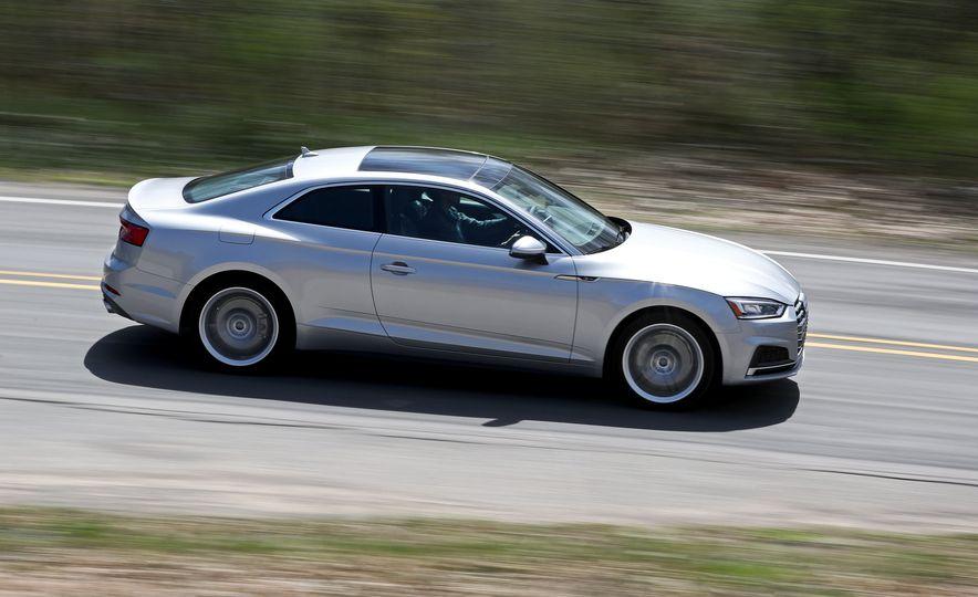 2018 Audi A5 - Slide 5