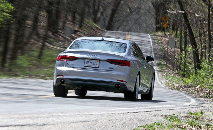 2018 Audi A5 - Slide 8