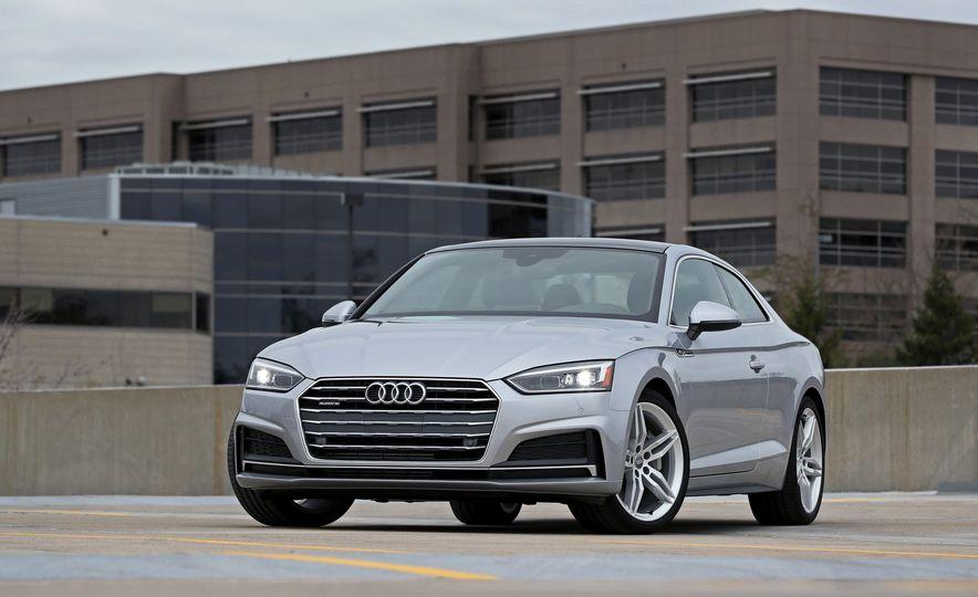 2018 Audi A5 - Slide 18