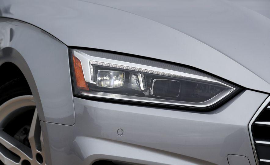 2018 Audi A5 - Slide 26