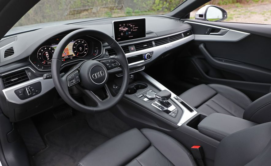 2018 Audi A5 - Slide 33