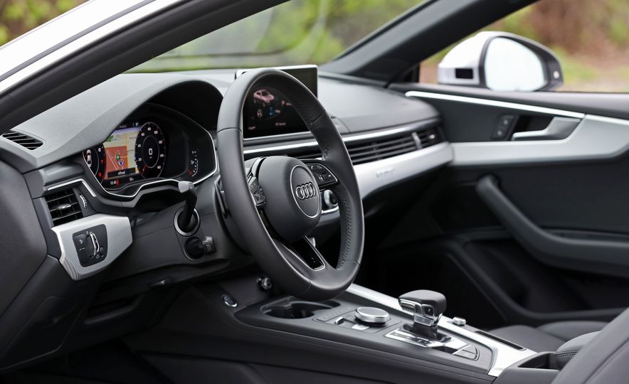 2018 Audi A5 - Slide 34