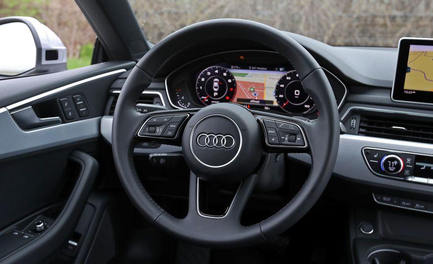 2018 Audi A5 - Slide 35