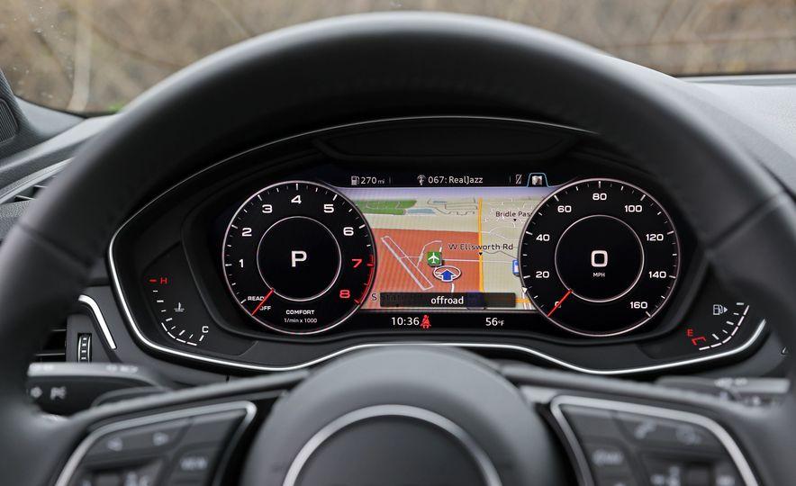 2018 Audi A5 - Slide 36