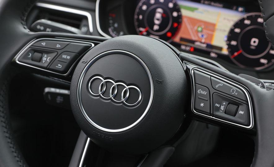 2018 Audi A5 - Slide 38