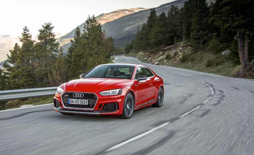 2018 Audi RS5 Coupe - Slide 1