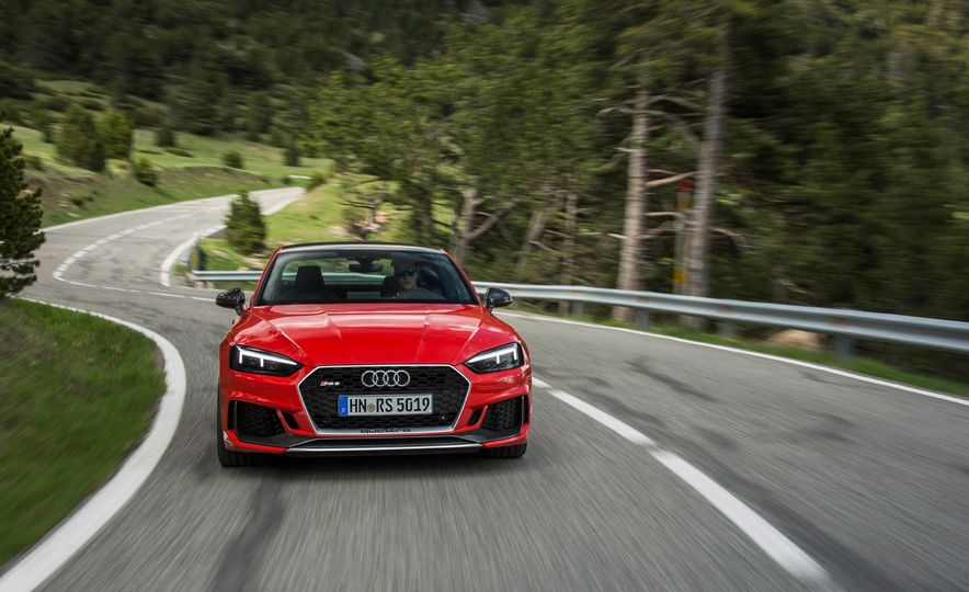 2018 Audi RS5 Coupe - Slide 7