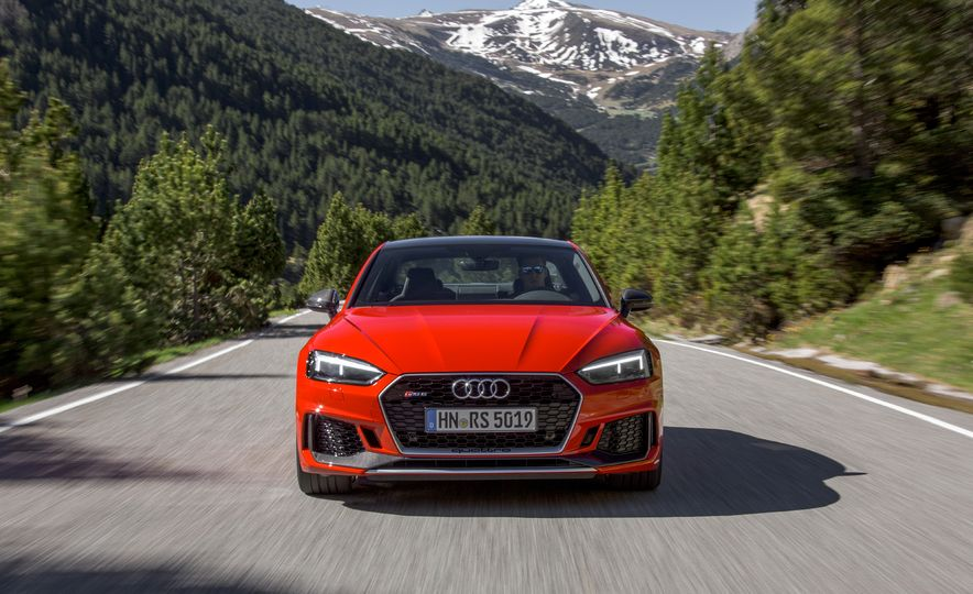 2018 Audi RS5 Coupe - Slide 8