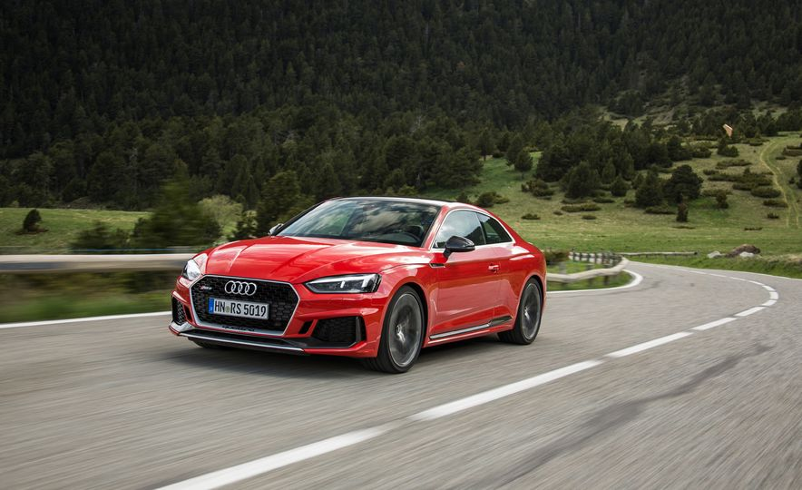 2018 Audi RS5 Coupe - Slide 11