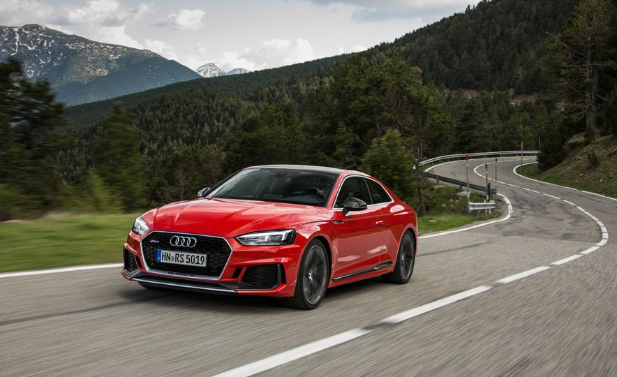 2018 Audi RS5 Coupe - Slide 12