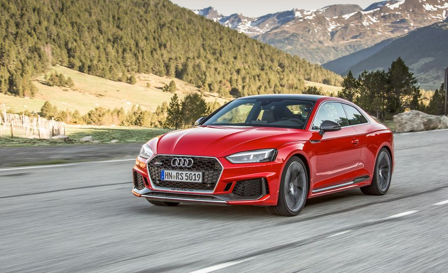 2018 Audi RS5 Coupe - Slide 13