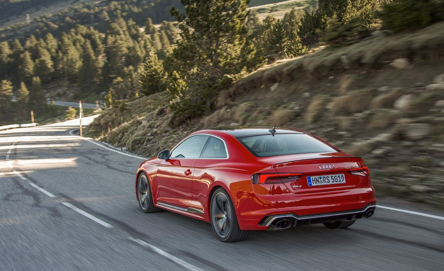 2018 Audi RS5 Coupe - Slide 16