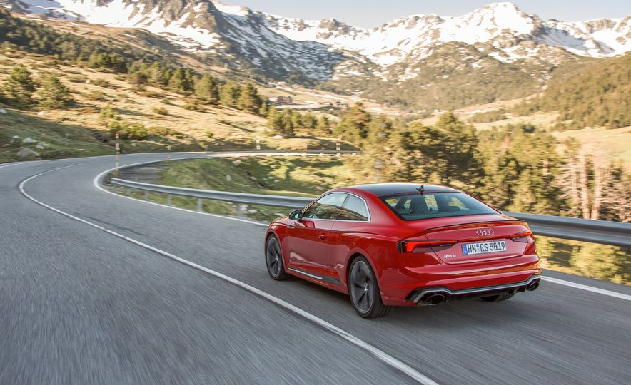 2018 Audi RS5 Coupe - Slide 17