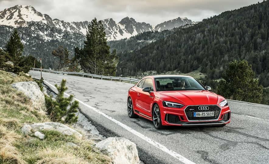2018 Audi RS5 Coupe - Slide 23