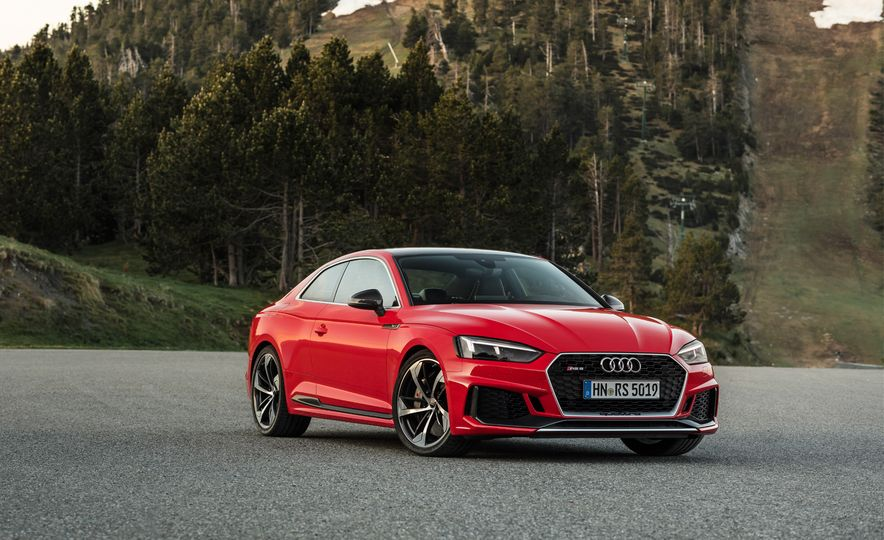 2018 Audi RS5 Coupe - Slide 26