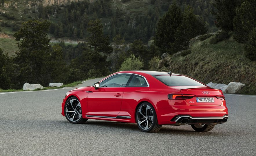 2018 Audi RS5 Coupe - Slide 28