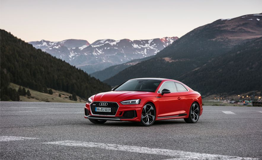 2018 Audi RS5 Coupe - Slide 29