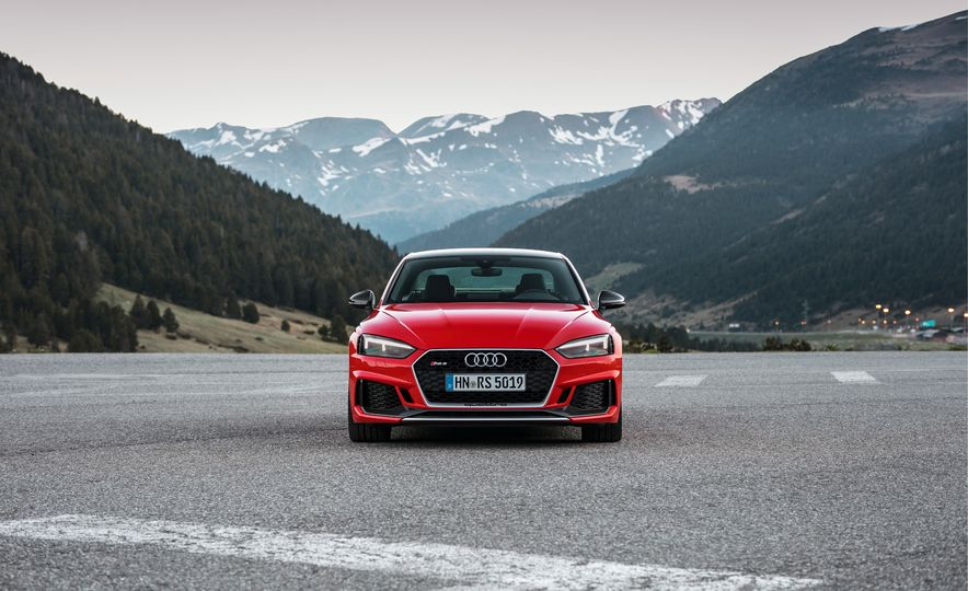 2018 Audi RS5 Coupe - Slide 30
