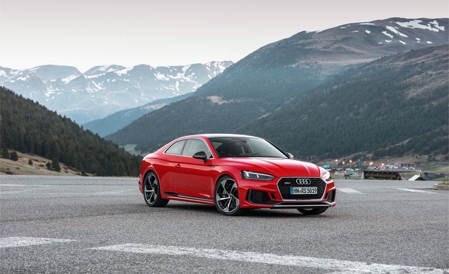 2018 Audi RS5 Coupe - Slide 31