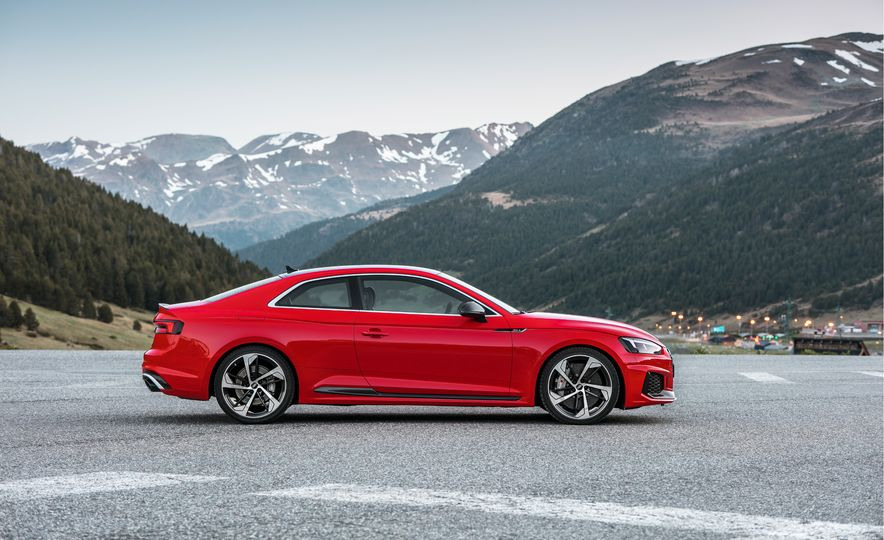 2018 Audi RS5 Coupe - Slide 32