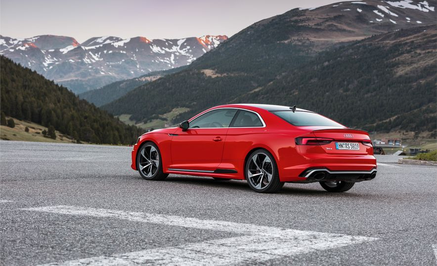 2018 Audi RS5 Coupe - Slide 34