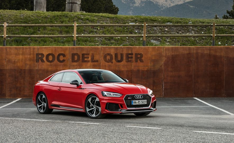 2018 Audi RS5 Coupe - Slide 36