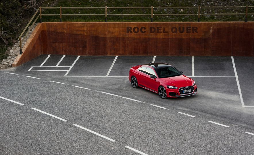 2018 Audi RS5 Coupe - Slide 38