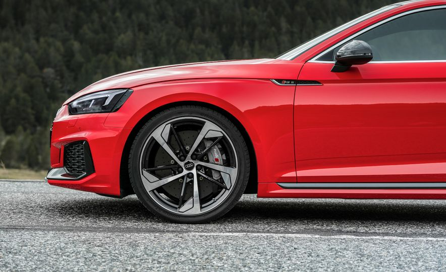 2018 Audi RS5 Coupe - Slide 44