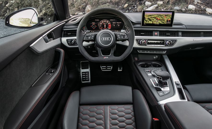 2018 Audi RS5 Coupe - Slide 50