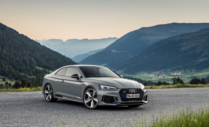 2018 Audi RS5 Coupe - Slide 71