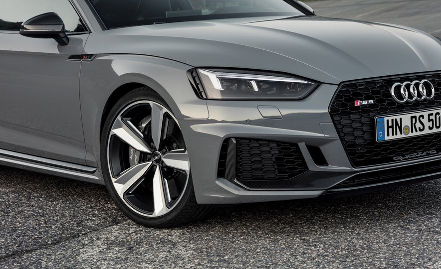 2018 Audi RS5 Coupe - Slide 72