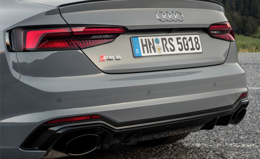 2018 Audi RS5 Coupe - Slide 75
