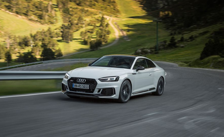 2018 Audi RS5 Coupe - Slide 78