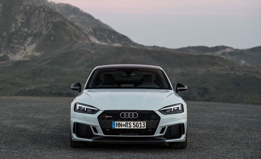 2018 Audi RS5 Coupe - Slide 84
