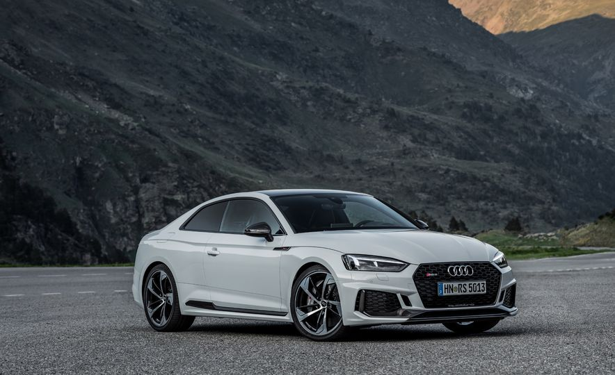 2018 Audi RS5 Coupe - Slide 85