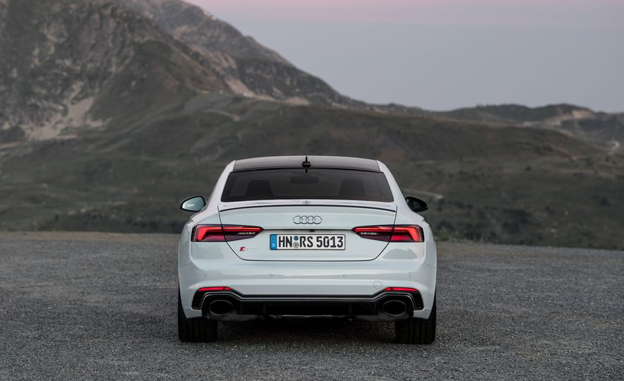 2018 Audi RS5 Coupe - Slide 87