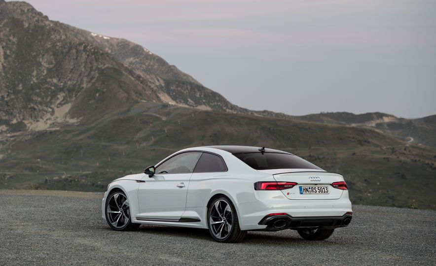 2018 Audi RS5 Coupe - Slide 88