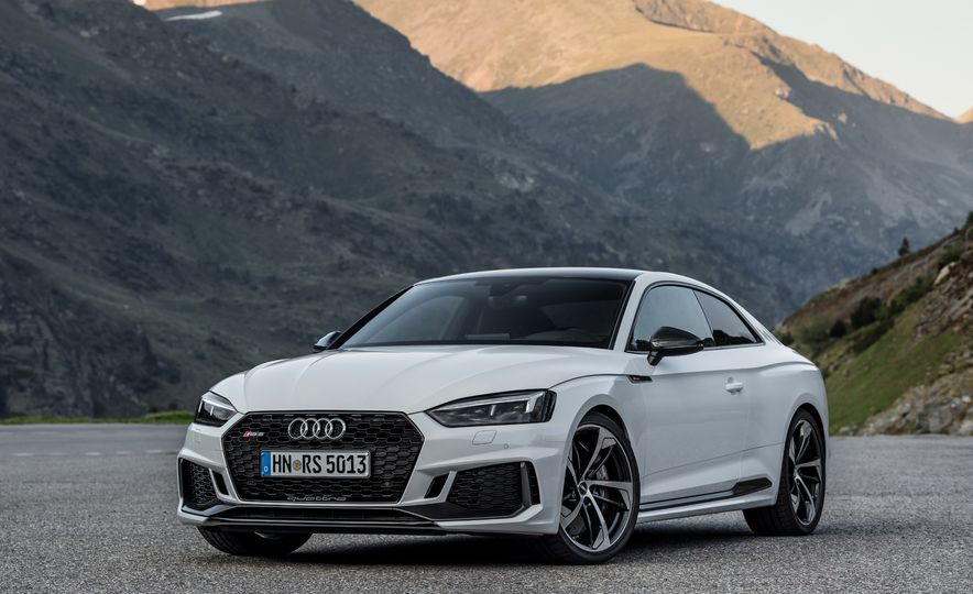 2018 Audi RS5 Coupe - Slide 89