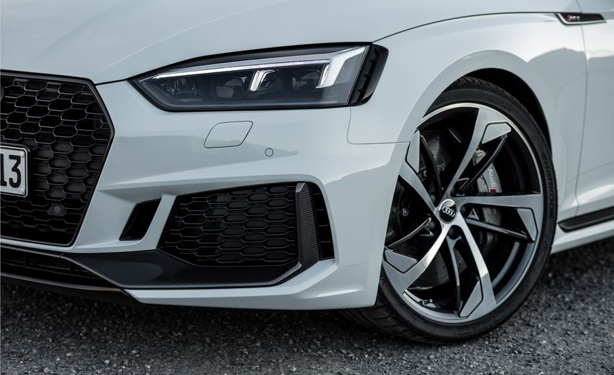 2018 Audi RS5 Coupe - Slide 91