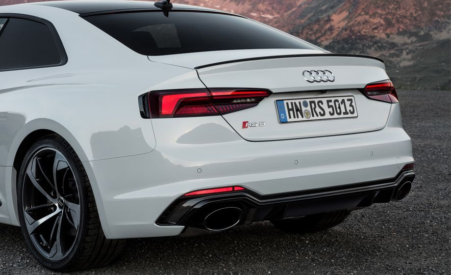 2018 Audi RS5 Coupe - Slide 92