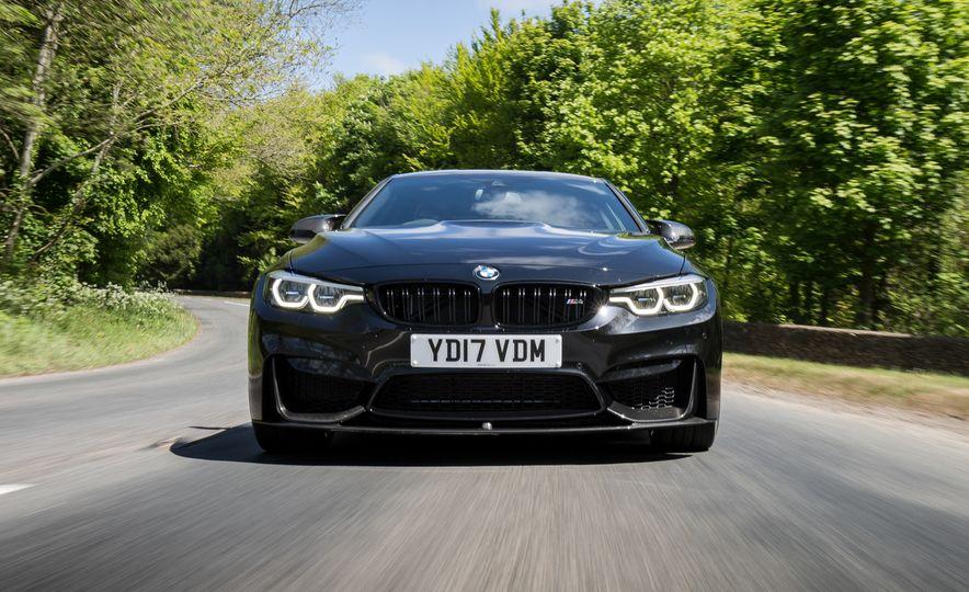2018 BMW M4 - Slide 2