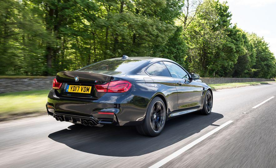 2018 BMW M4 - Slide 4