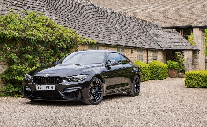 2018 BMW M4 - Slide 5