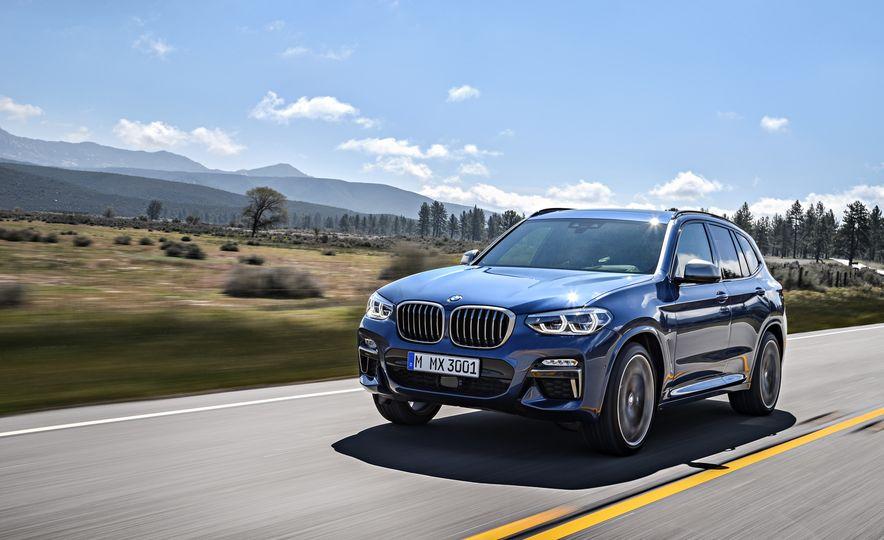 2018 BMW X3 M40i - Slide 1
